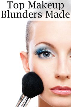 13 Common Makeup Blunders We Make