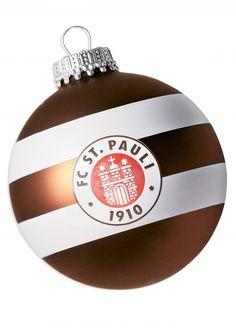 #Christbaumkugeln #St_Pauli #fcsp #Hamburg #Fußball #football
