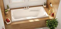 5 Banheiras Para Banheiro Pequeno e 10 Dicas de Como Decorar
