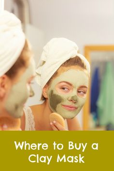 Where to buy a clay mask. Just in case you haven't heard, volcanic clay is all the rage. There are different varieties of clay, with subtle differences that might be better for certain skin types. Also, you want to avoid buying more clay than you need, because it will last forever. Here are some tips on how to find the right clay mask for you.