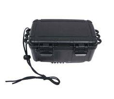 MFH Kunststoff Box, wasserdicht, 16,5x12x7,5 cm, schwarz / mehr Infos auf: www.Guntia-Militaria-Shop.de