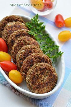 10 Retete cu linte - bogate in proteine si sanatoase! Healthy Eating Recipes, Raw Food Recipes, Vegetable Recipes, Vegetarian Recipes, Sports Food, Vegan Menu, Delicious Dinner Recipes, Vegan Foods, Veggie Dishes