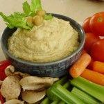 Hummus Recipe for the Ninja. Ninja Smoothie Recipes, Ninja Blender Recipes, Ninja Recipes, Raw Food Recipes, Veggie Recipes, Appetizer Recipes, Healthy Recipes, Appetizers, Vitamix Recipes