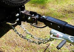 "Here is a post on Tventuring showing how easy it is to convert a Dinoot (or any trailer) with a 2"" wide tongue to a Lock'nRoll off road style coupler http://tventuring.com/trailerforum/thread-409-post-6367.html#pid6367"