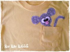 Ric Rac Rabbit - Tampa Sewing and Craft Parties, Classes and Creations: Upcycled T Shirt Appliques