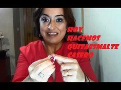 ▶ QUITA ESMALTES CASERO - YouTube