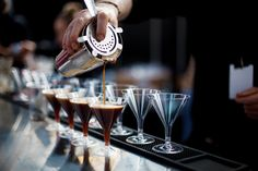When the sun goes down, the freaks come out! Relish this Tia Maria Martini with ingredients at Ice Cube Chandigarh!