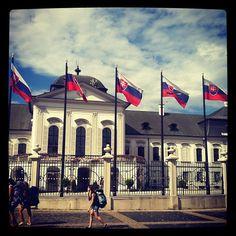 Presidential Palace, Bratislava, Slovakia
