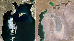 Aral Sea: How one of the world's largest lakes turned into a ship cemetery (VIDEOS) — RT News