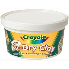Crayola Air-Dry Clay 2.5lb (124101)   Create and Craft