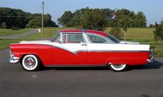 1956 ford crown victoria - Google Search