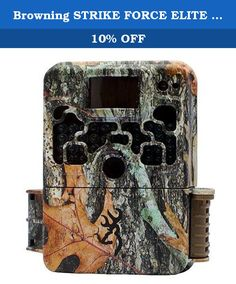 """Browning STRIKE FORCE ELITE Sub Micro Trail Camera (10MP) 