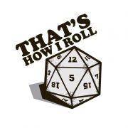 If you recognize this as a d20, you are most likely (1) a geek, and (2) old. I'm a little of both. Plus I love when geek culture jacks hip-hop slang.