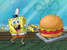 Have you ever found yourself wondering what a Puking Pastille or a Krabby Patty really taste like? Well look no further as we have put together a list of recipes for some of the most drool-worthy onscreen food!