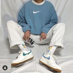 Indie Outfits, Retro Outfits, Stylish Mens Outfits, Casual Outfits, Male Casual Clothes, Cool Outfits For Boys, Sport Outfits, Paar Style, Look Skater