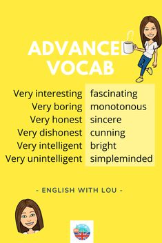 Grammar And Vocabulary, English Vocabulary Words, English Phrases, Learn English Words, English Study, English Learning Spoken, English Language Learning, Teaching English, English Writing Skills