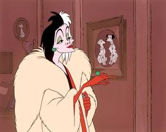 Pin for Later: 13 Disney Classics Being Rebooted Into Live-Action Movies Cruella De Vil Walt Disney, Disney Films, Disney Villains, Disney Magic, Disney Pixar, Disney Live, Disney Theme, Live Action, The Villain