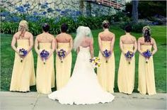 Pink Purple And Yellow Wedding | ... Fashion By Carlynn Thornton Melvin: Purple and Yellow Wedding Theme