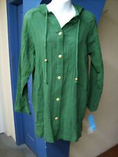 Green Hoodie by Dotti Womens cover up Long Sleeve Beach Casual wear Size S HS118 $24.95 BO Free Shipping. Accessorizing is very important for Your Personal Style! Island Heat Products http://stores.ebay.com/Island-Heat-Jeans today's clothing Fashions.