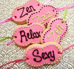 Spa Cookies!! — Cookies!