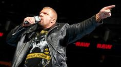 """WWE """"canceled"""" this week's kayfabe Triple H interview with Michael Cole to sell his injuries at the hands of The Big Show. Instead of the normal sit down Shane Mcmahon, Stephanie Mcmahon, Vince Mcmahon, Michael Cole, Chris Benoit, Highlights, Sports Website, Wwe Tna, Steve Austin"""
