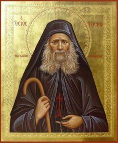Best Icons, Byzantine Icons, Orthodox Icons, St Joseph, Mona Lisa, Saints, Christian, Artwork, Saint Joseph