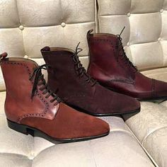 Men's Shoes, Dress Shoes, Stretch Chinos, British Style, Brogues, Fashion Photo, Gentleman, Combat Boots, Oxford Shoes