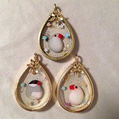 レジン アクリル - Yahoo!検索(画像) Plastic Resin, Uv Resin, Resin Art, Shrink Plastic, Funky Jewelry, Resin Jewelry, Jewellery, Crystal Resin, Quirky Fashion
