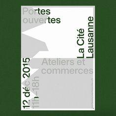 garadinervi: A3 Studio, Portes ouvertes de la Cité 2015