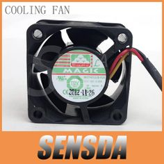 Free Shipping Original Magic MGT4012UB-R20 4020 40mm DC 12V 0.30A 4cm server inverter axial cooling fans $15.99