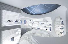 Gentil HI MACS Alpine White En Opal White   U0027Flagship Storeu0027 Shoebaloo In Amsterdam