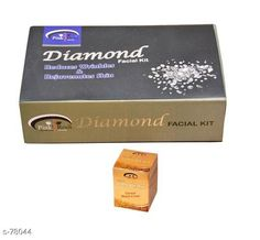 Checkout this latest Masks Product Name: *Pink Root Diamond Facial Kit, Gold Bleach Cream Pack of 2 * Name: PR-FACIAL-DIAMOND-BLEACH-GOLD Size: 130 Grams Dimension: (L X B X H) - 15 cm X 10 cm X 6 cm Description: Pink Root Diamond Facial Kit Gold Bleach Cream Pack of 2 Country of Origin: India Easy Returns Available In Case Of Any Issue   Catalog Rating: ★4 (308)  Catalog Name: Beauty Products For You CatalogID_7877 C170-SC2014 Code: 322-78044-534