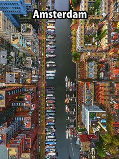 #Amesterdam #Amesterdão #travel #viajar