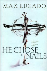 I read this book by Max Lucado soon after Jesus came into my life. I felt it was a wonderful introduction to Jesus, his love, and the reasons for cross.