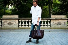 Lotuff Leather 2012 Fall/Winter Bag Collection.