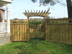 multi fence for yards | decks fences 4 decorative fences gates and arbors decks fences 5 multi ...