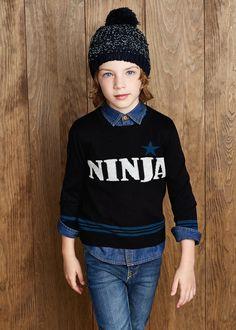 New - jersey ninja - Niños | MANGO KIDS