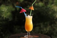 Yellow Bird Cocktail. #rum #galliano #orange #pineapple #juice