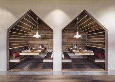 Interior design   restaurant design   decoration   Sansibar by Breuninger restaurant in Düsseldorf by Dittel Architekten