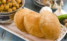 Achari Masala Puri Recipe