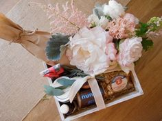 Valley Brink Road gift boxes