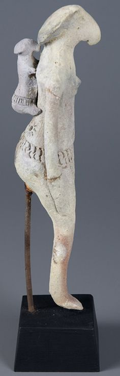 Woman and Child, Before 3200 BCE, Egypt