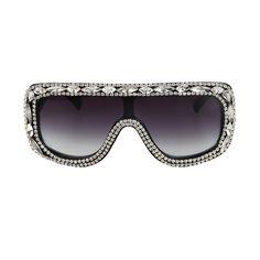 $12.99 (Buy here: https://alitems.com/g/1e8d114494ebda23ff8b16525dc3e8/?i=5&ulp=https%3A%2F%2Fwww.aliexpress.com%2Fitem%2F2016-New-Fashion-Sunglasses-Brand-Woman-Bling-Rhinestone-Oversized-Sunglasses-Vintage-Shades-Ladies-Big-Sun-Glasses%2F32678791431.html ) 2016 New Fashion Sunglasses Woman Bling Rhinestone Oversized Sunglasses Vintage Shades Ladies Big Sun Glasses Gafas mujer for just $12.99