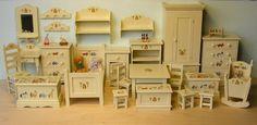 """ Old Noah's Ark"" Nursery Furniture"