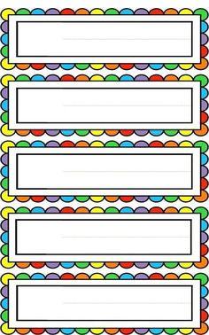 Maths Classroom Displays, Classroom Borders, Classroom Board, Classroom Labels, Preschool Classroom, Preschool Activities, Frame Border Design, Page Borders Design, Circle Logo Design