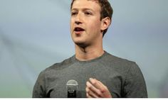 Wow!!! see why Facebook boss wear a polo and a Jean every time ...