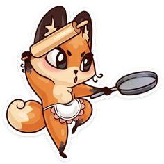 Набор стикеров для Telegram «Когда просто любишь» Cute Fox Drawing, Cute Drawings, Animal Drawings, Art Plastic, Fox Illustration, Fox Art, Fox Design, Cute Chibi, Illustrations And Posters