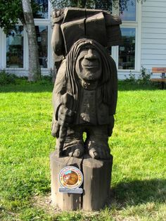 Trolls. Mount Horeb, WI.