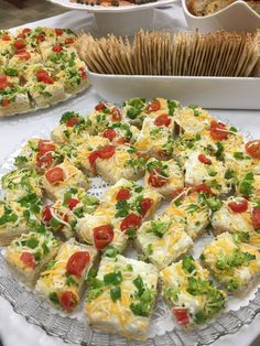 Vegetable Croissant Bites - Catering by Debbi Covington - Beaufort, SC