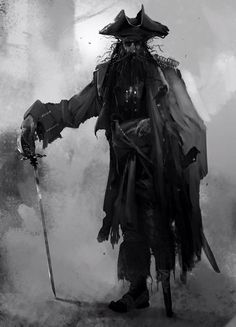 Take what ye can.....give nothing back #pirate #art